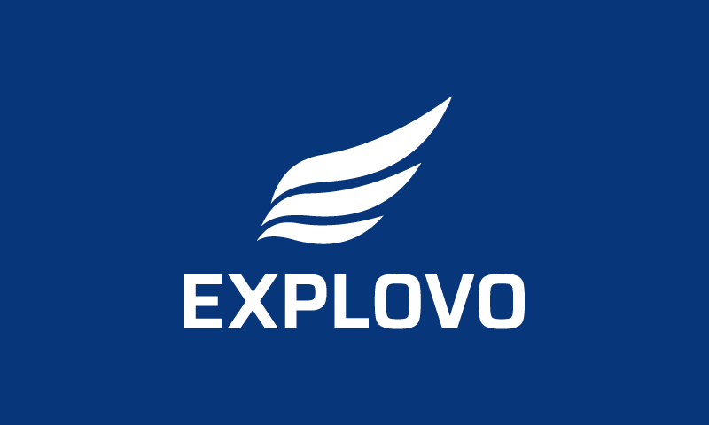 Explovo - Business product name for sale