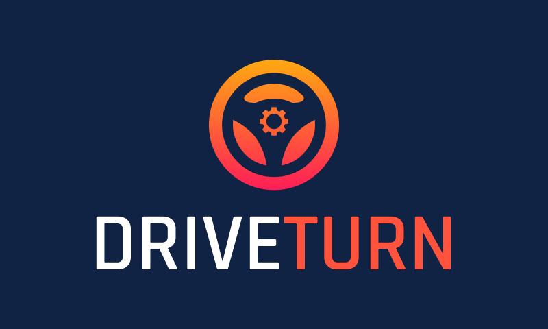 Driveturn - Transport domain name for sale