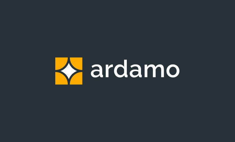 Ardamo - Finance brand name for sale