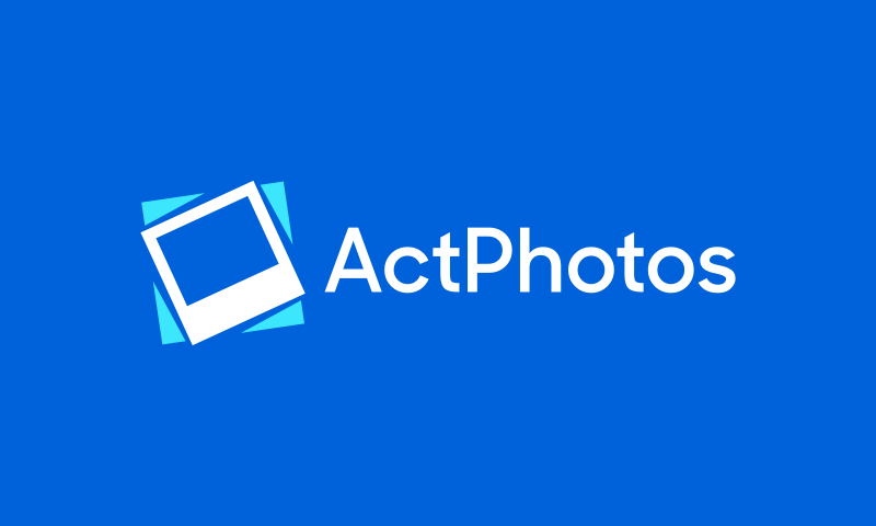 Actphotos - Photography brand name for sale