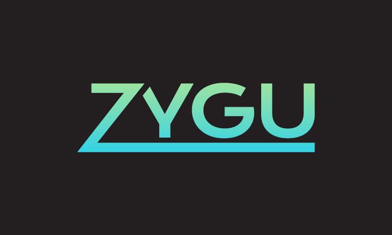 Zygu - Technology domain name for sale