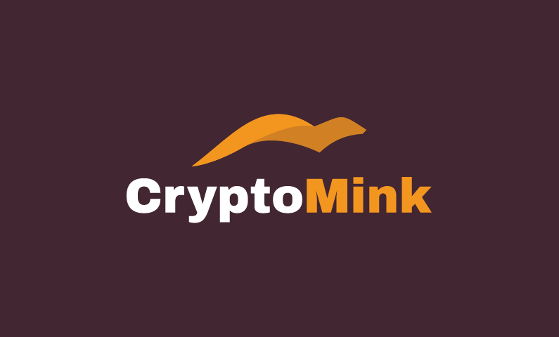 Cryptomink - Cryptocurrency business name for sale