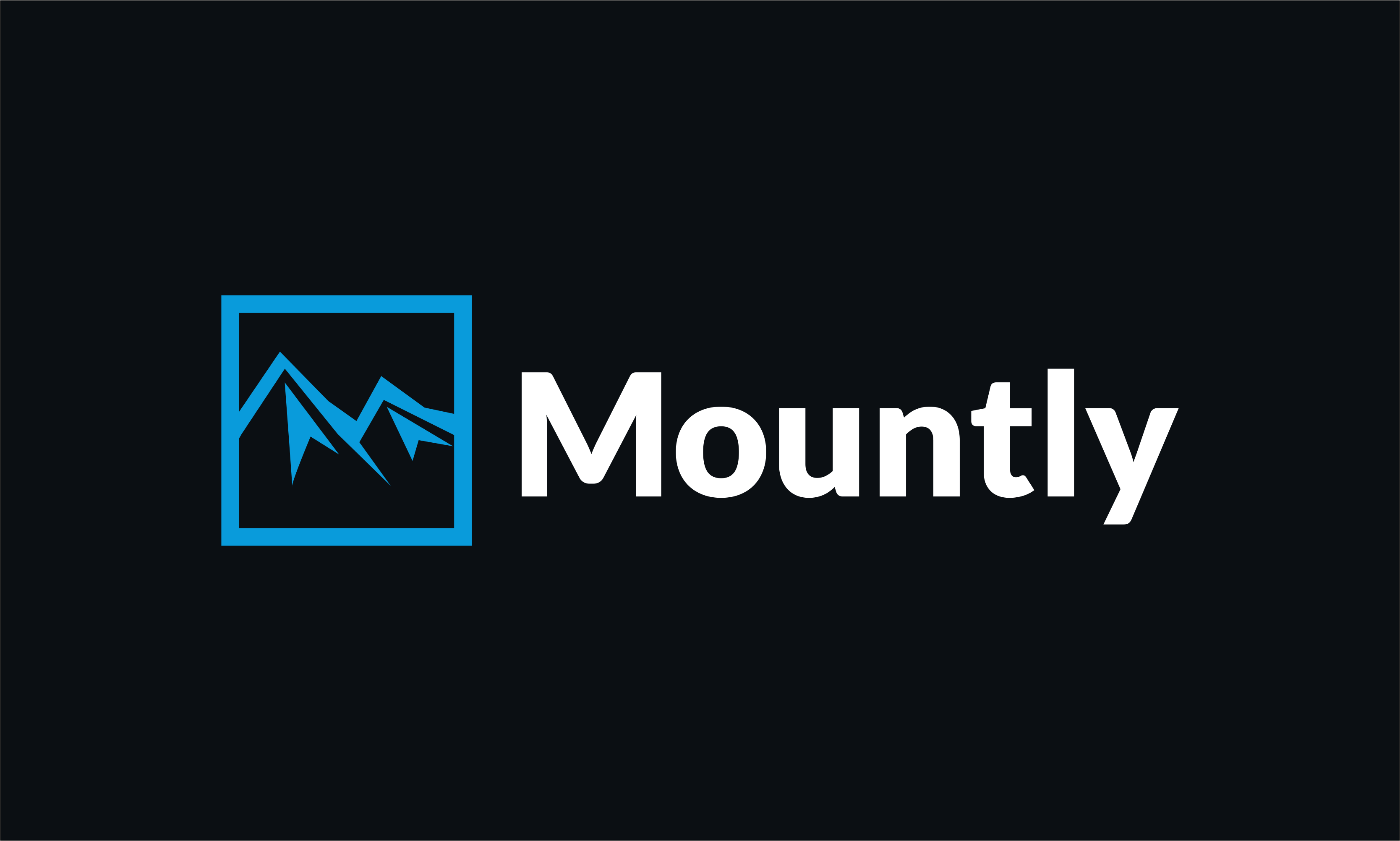 Mountly logo
