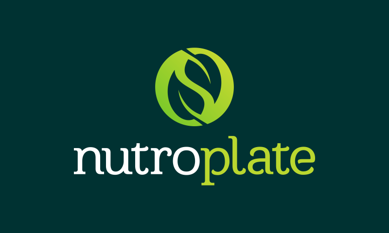 Nutroplate - Nutrition company name for sale
