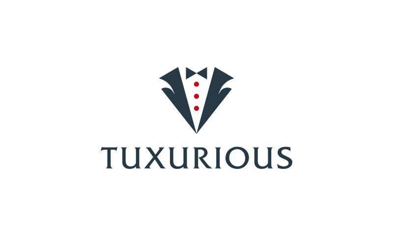 tuxurious logo