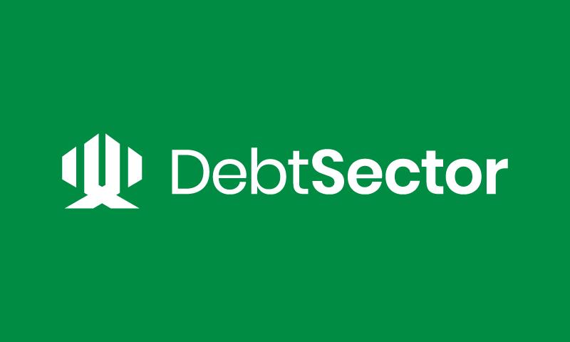 DebtSector logo
