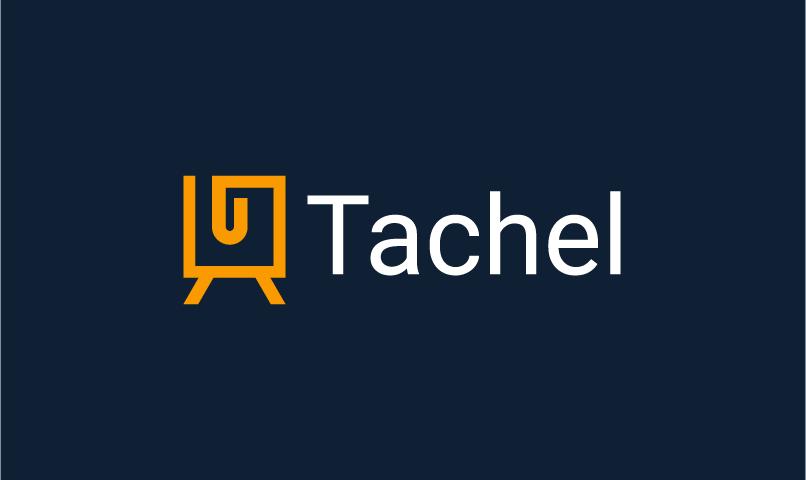 Tachel - E-commerce business name for sale