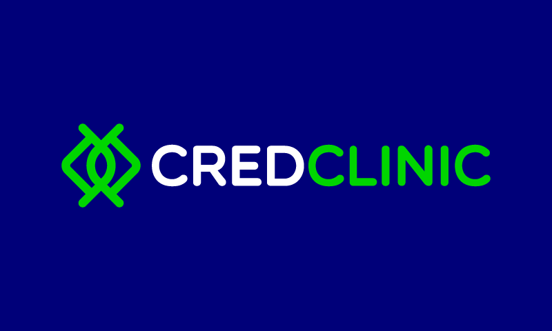 Credclinic - Banking startup name for sale