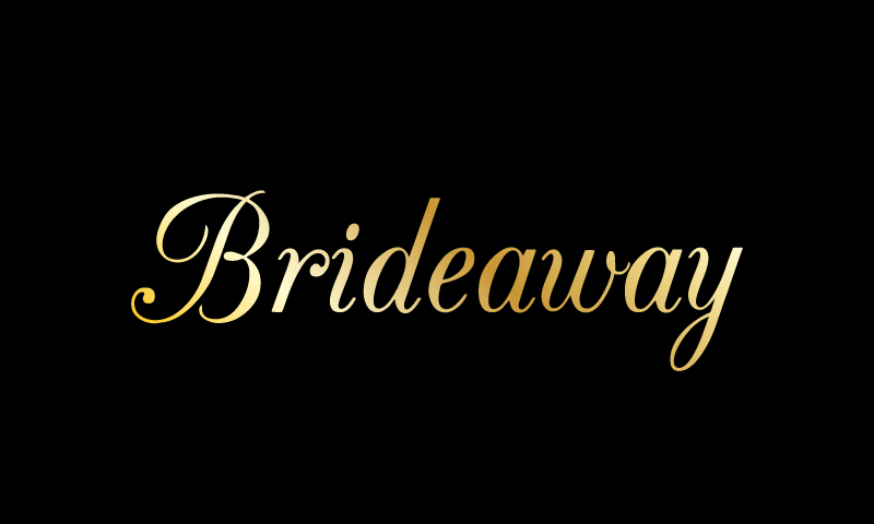 Brideaway - Weddings startup name for sale
