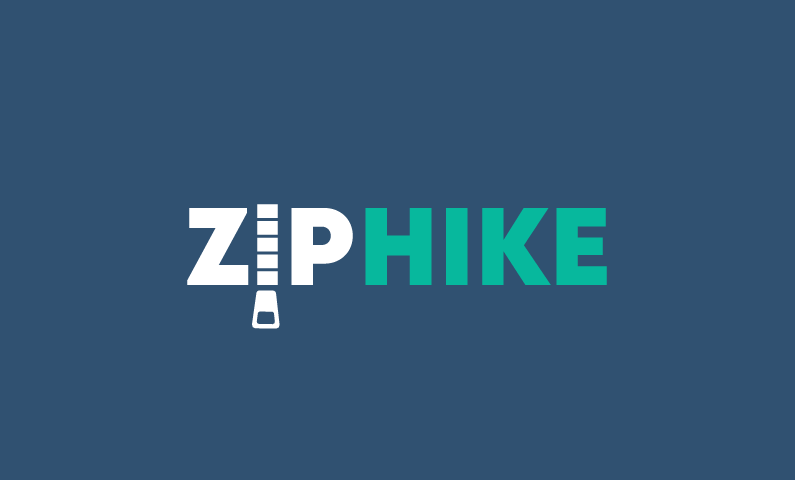 Ziphike - E-commerce company name for sale
