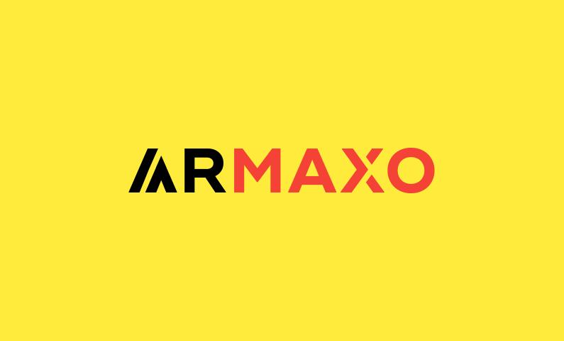ARmaxo logo