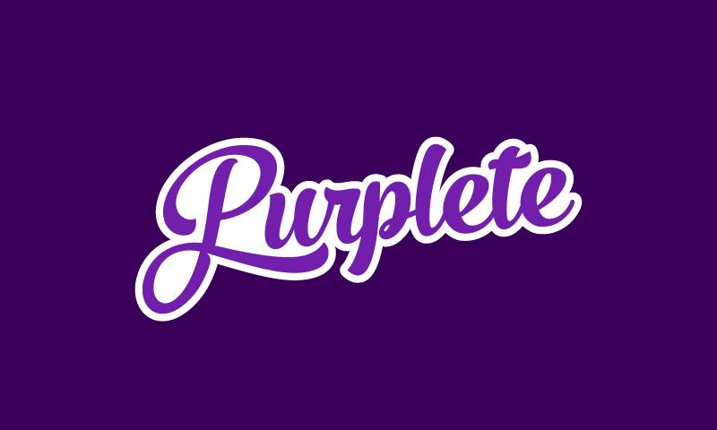 purplete logo
