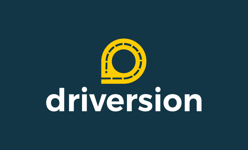 Driversion - Modern business name for sale