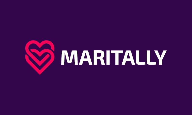 Maritally logo