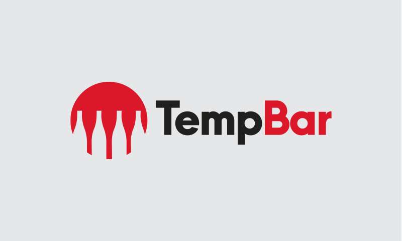 Tempbar - Hospitality startup name for sale