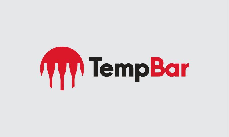 Tempbar - Hospitality domain name for sale