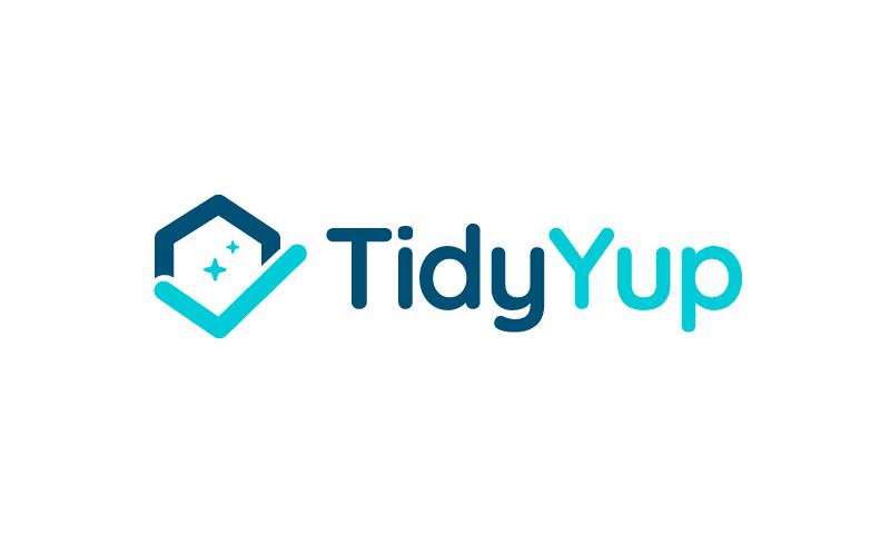Tidyyup - Business company name for sale