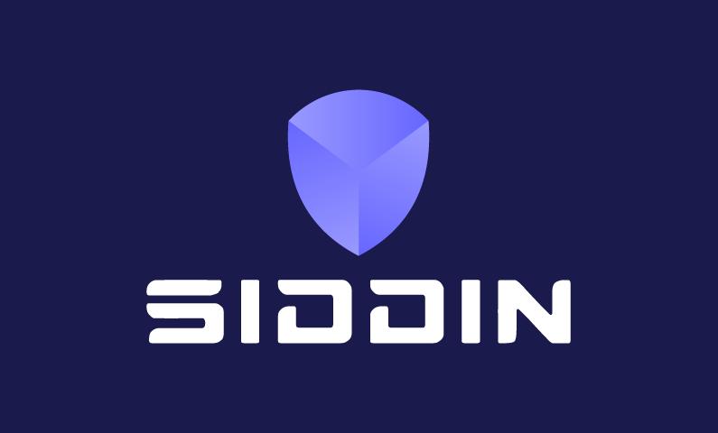 siddin logo