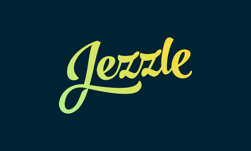 Jezzle - Music company name for sale