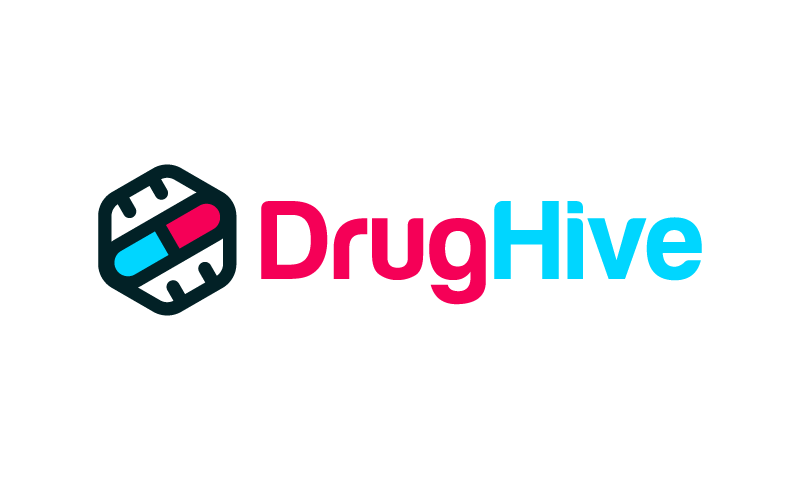 Drughive - Pharmaceutical company name for sale