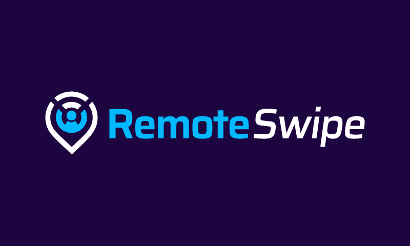 Remoteswipe - Remote working business name for sale
