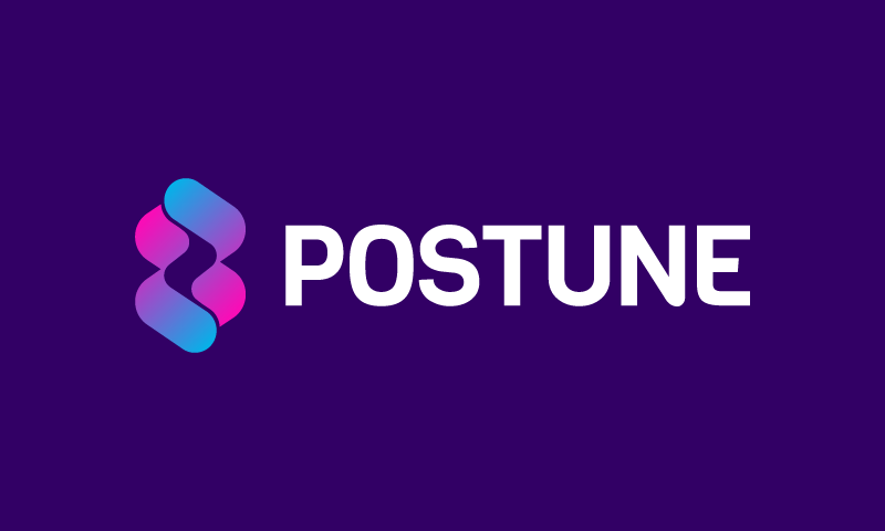 Postune - Audio startup name for sale