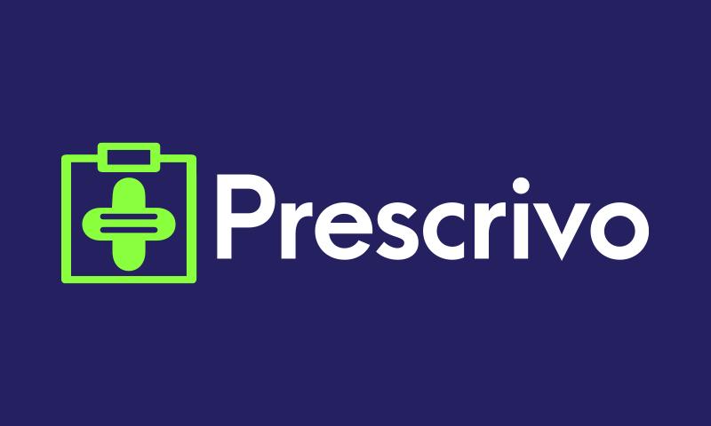 Prescrivo - Pharmaceutical brand name for sale