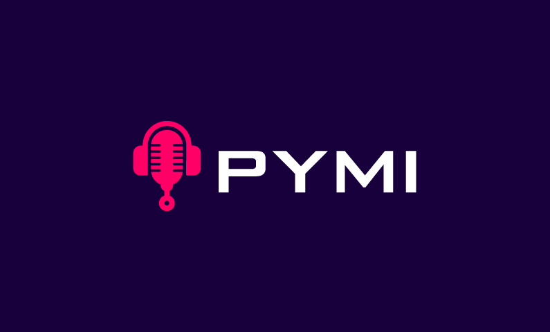 Pymi - Music startup name for sale