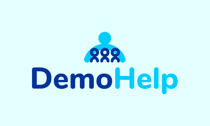 Demohelp - Business domain name for sale