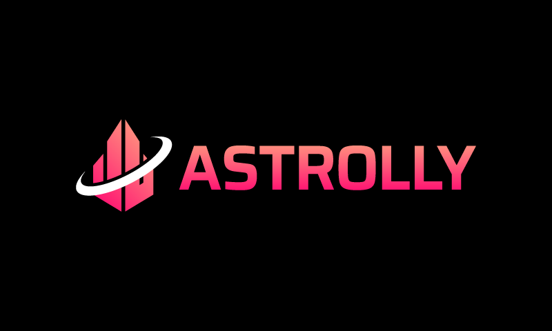 Astrolly - Space business name for sale