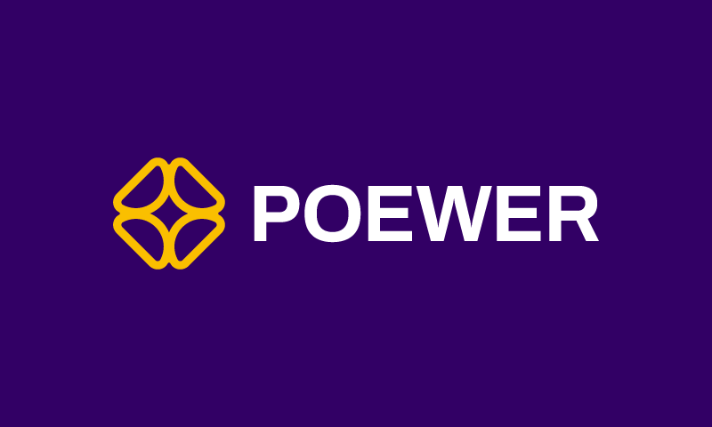 Poewer - Power brand name for sale
