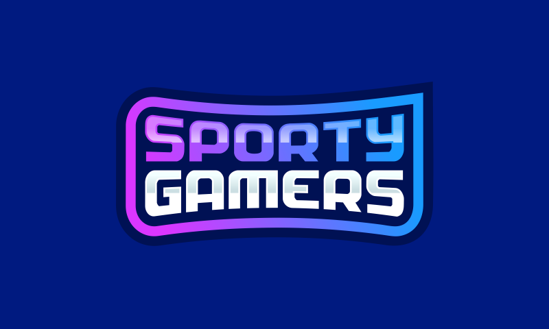 Sportygamers - Online games business name for sale