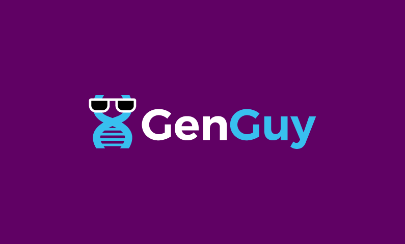 Genguy - Technology domain name for sale
