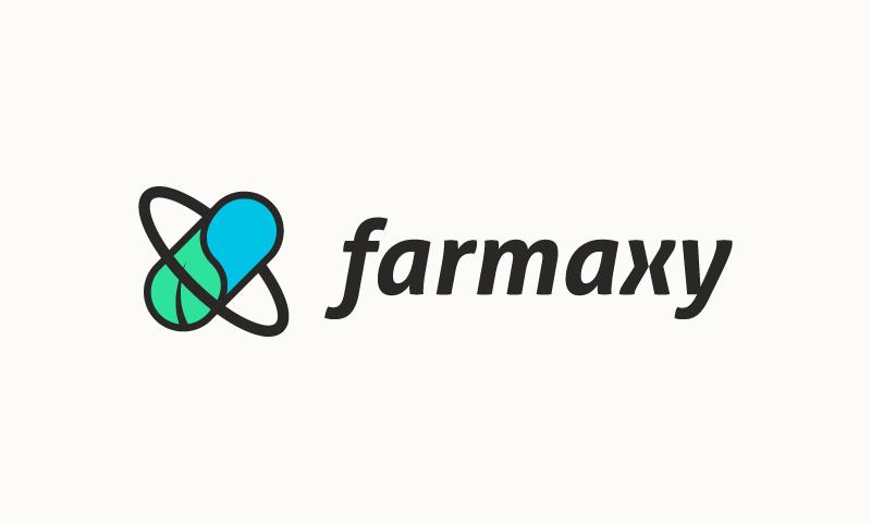 Farmaxy - Agriculture company name for sale
