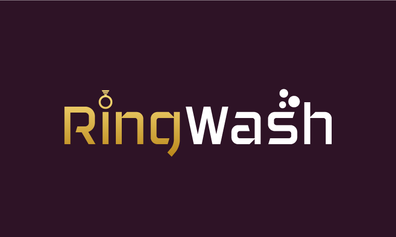 Ringwash - Beauty product name for sale