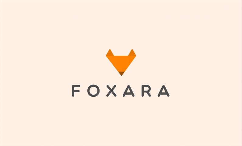 Foxara - Abstract brandable domain