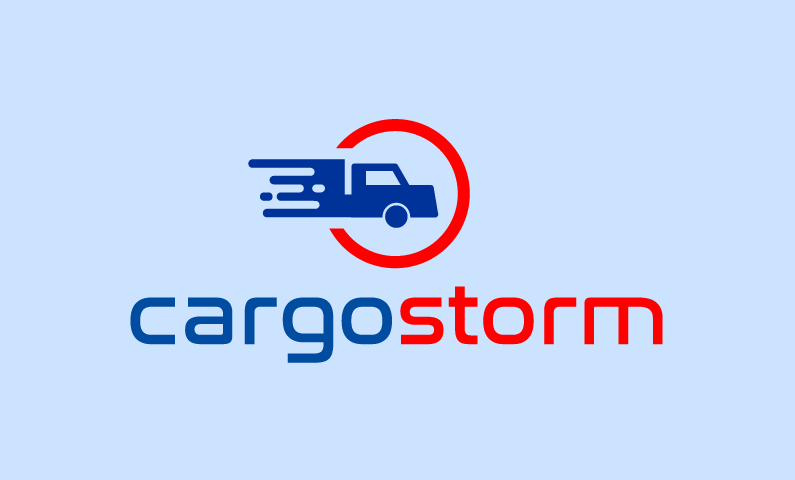 Cargostorm - Logistics startup name for sale