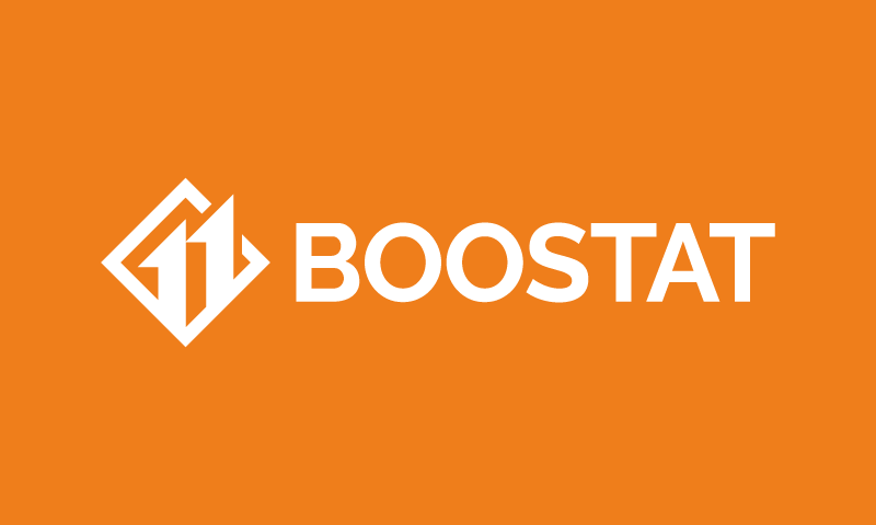 Boostat - Advertising brand name for sale