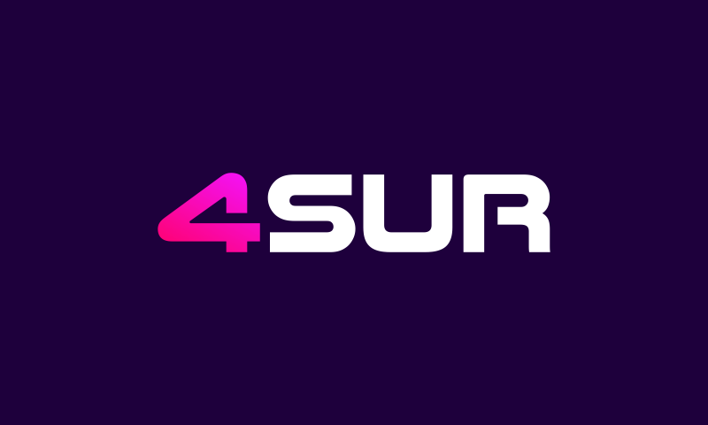 4sur - Security startup name for sale