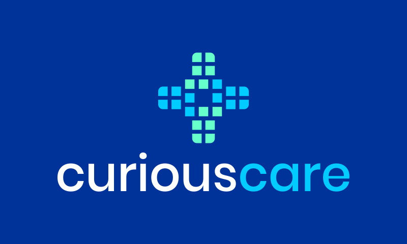Curiouscare - Healthcare domain name for sale