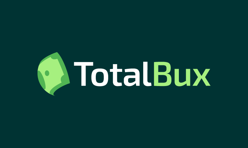Totalbux - Finance startup name for sale