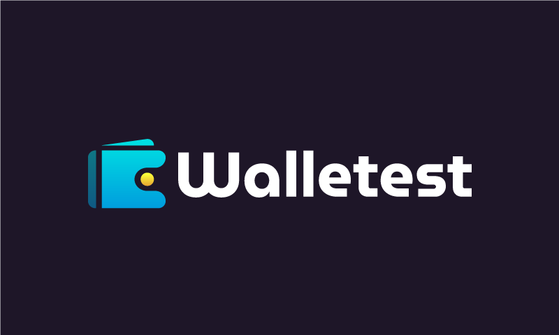 Walletest - Modern brand name for sale
