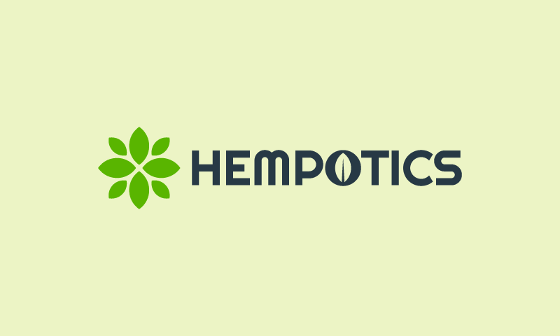 Hempotics.com is for sale