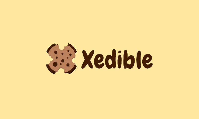 Xedible - Potential startup name for sale