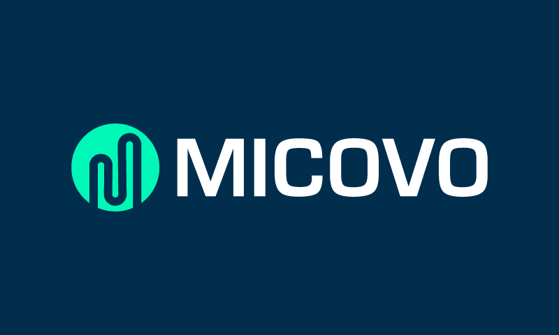 Micovo - Technology startup name for sale