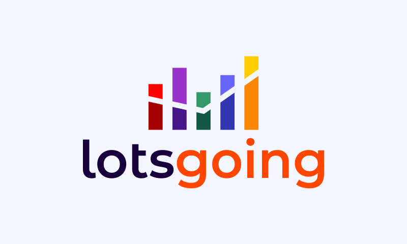 Lotsgoing - Technology company name for sale