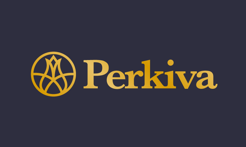 Perkiva - E-commerce domain name for sale