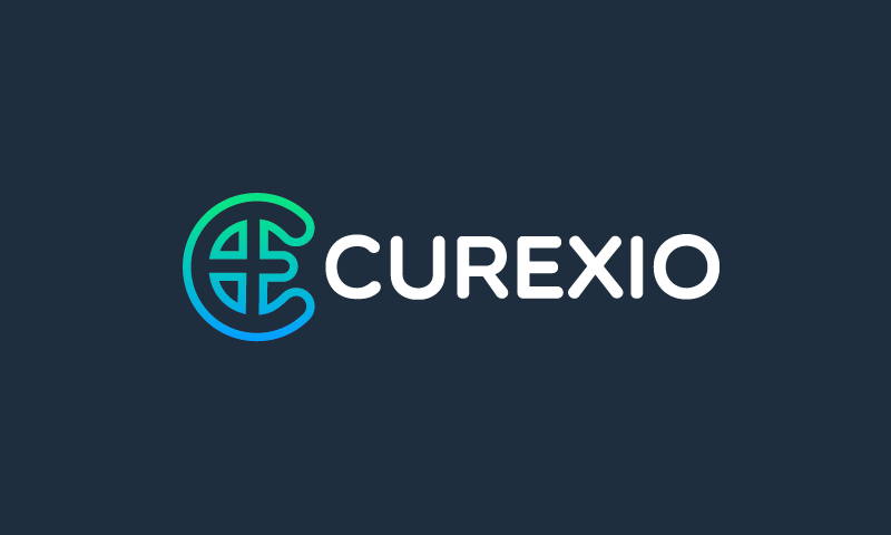Curexio - Biotechnology business name for sale