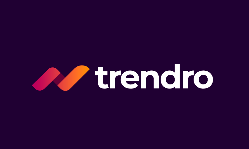 Trendro - Modern brand name for sale
