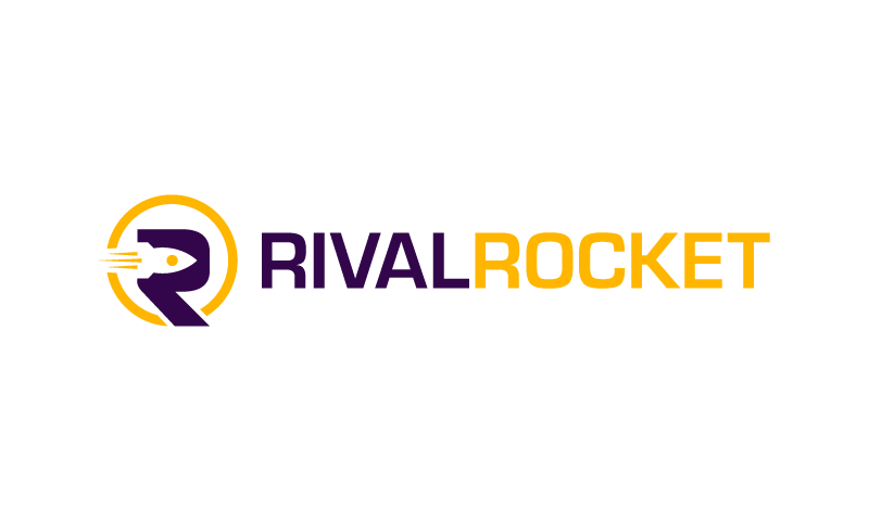 RivalRocket logo